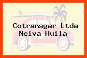 Cotransgar Ltda Neiva Huila