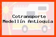 Cotransporte Medellín Antioquia
