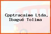 Cpptracaime Ltda. Ibagué Tolima