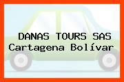 DANAS TOURS SAS Cartagena Bolívar