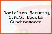 Danielton Security S.A.S. Bogotá Cundinamarca
