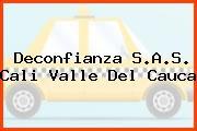 Deconfianza S.A.S. Cali Valle Del Cauca