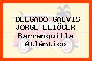 DELGADO GALVIS JORGE ELIÕCER Barranquilla Atlántico