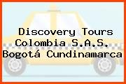 Discovery Tours Colombia S.A.S. Bogotá Cundinamarca