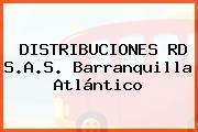 DISTRIBUCIONES RD S.A.S. Barranquilla Atlántico