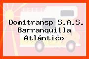 Domitransp S.A.S. Barranquilla Atlántico