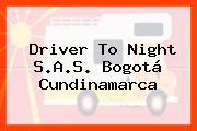Driver To Night S.A.S. Bogotá Cundinamarca