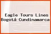 Eagle Tours Lines Bogotá Cundinamarca