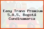 Easy Trans Premium S.A.S. Bogotá Cundinamarca