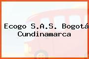 Ecogo S.A.S. Bogotá Cundinamarca