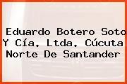 Eduardo Botero Soto Y Cía. Ltda. Cúcuta Norte De Santander