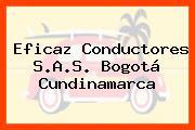 Eficaz Conductores S.A.S. Bogotá Cundinamarca