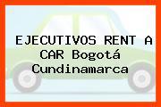 Ejecutivos Rent A Car Bogotá Cundinamarca