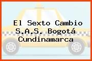 El Sexto Cambio S.A.S. Bogotá Cundinamarca