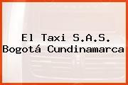 El Taxi S.A.S. Bogotá Cundinamarca