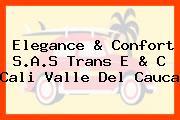 Elegance & Confort S.A.S Trans E & C Cali Valle Del Cauca