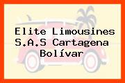 Elite Limousines S.A.S Cartagena Bolívar
