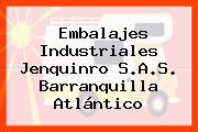 Embalajes Industriales Jenquinro S.A.S. Barranquilla Atlántico