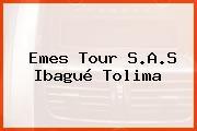 Emes Tour S.A.S Ibagué Tolima