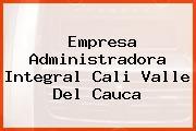 Empresa Administradora Integral Cali Valle Del Cauca