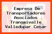 Empresa De Transportadores Asociados Transmivalle Valledupar Cesar