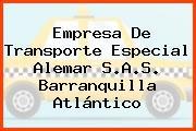 Empresa De Transporte Especial Alemar S.A.S. Barranquilla Atlántico