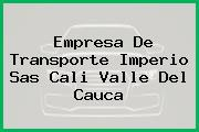 Empresa De Transporte Imperio Sas Cali Valle Del Cauca