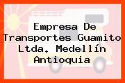 Empresa De Transportes Guamito Ltda. Medellín Antioquia