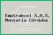 Emptrabcol S.A.S. Montería Córdoba