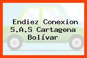 Endiez Conexion S.A.S Cartagena Bolívar