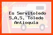 Es Servitoledo S.A.S. Toledo Antioquia