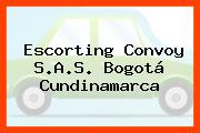 Escorting Convoy S.A.S. Bogotá Cundinamarca
