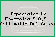 Especiales La Esmeralda S.A.S. Cali Valle Del Cauca