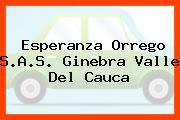 Esperanza Orrego S.A.S. Ginebra Valle Del Cauca