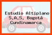 Estudio Altiplano S.A.S. Bogotá Cundinamarca