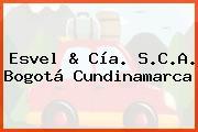 Esvel & Cía. S.C.A. Bogotá Cundinamarca