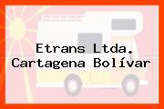 Etrans Ltda. Cartagena Bolívar