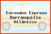 Eurovans Express Barranquilla Atlántico
