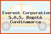 Everest Corporation S.A.S. Bogotá Cundinamarca
