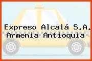 Expreso Alcalá S.A. Armenia Antioquia