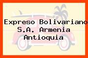 Expreso Bolivariano S.A. Armenia Antioquia