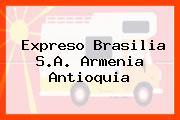 Expreso Brasilia S.A. Armenia Antioquia