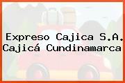 Expreso Cajica S.A. Cajicá Cundinamarca