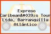 Expreso Caribean's Tour Ltda. Barranquilla Atlántico