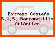 Expreso Costeña S.A.S. Barranquilla Atlántico