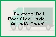 Expreso Del Pacifico Ltda. Quibdó Chocó