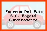Expreso Del País S.A. Bogotá Cundinamarca