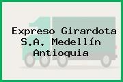 Expreso Girardota S.A. Medellín Antioquia
