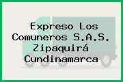 Expreso Los Comuneros S.A.S. Zipaquirá Cundinamarca