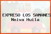 EXPRESO LOS SAMANES Neiva Huila